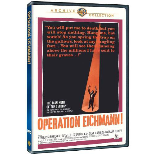Operation Eichmann (Widescreen)