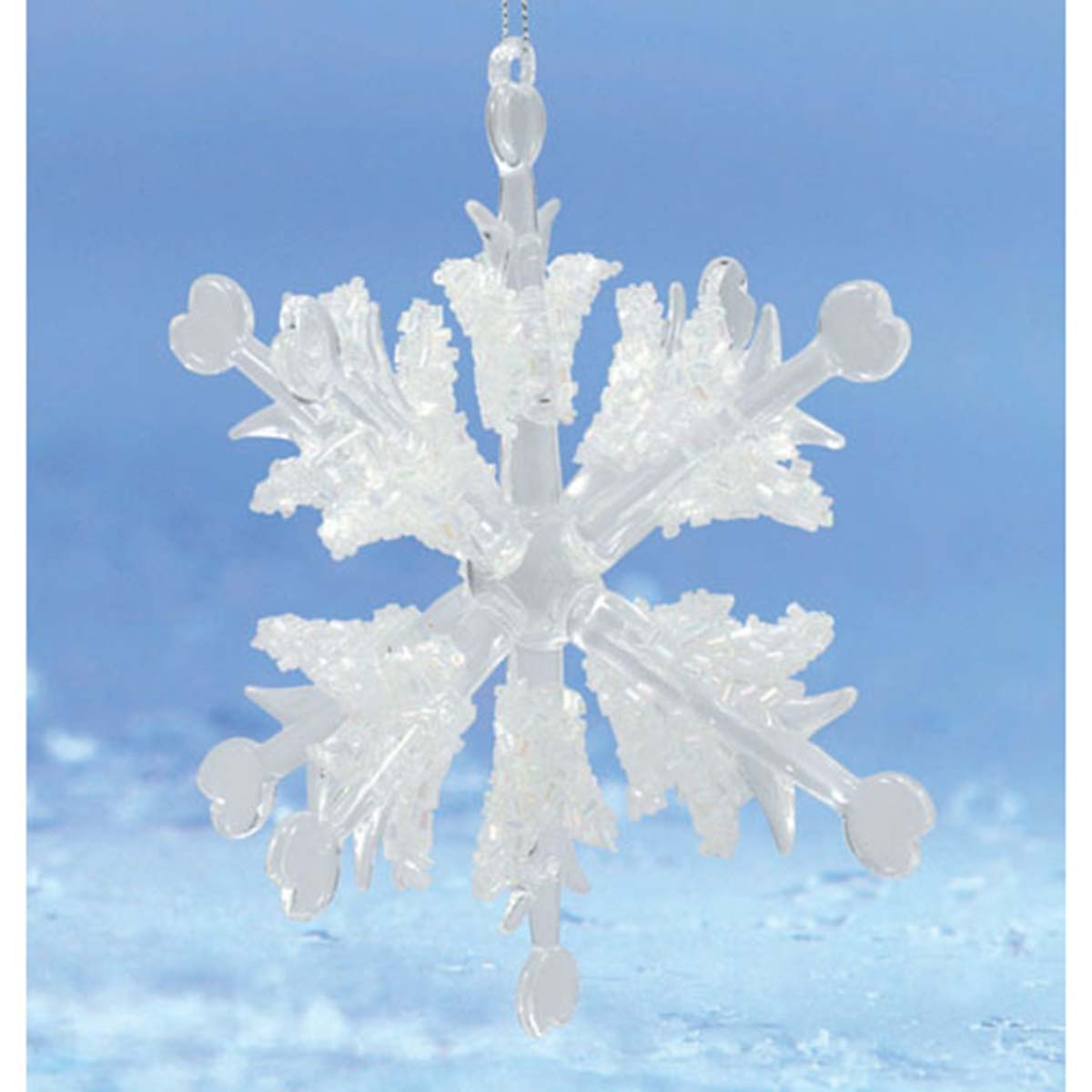 Snowflake Ornament I Collectible