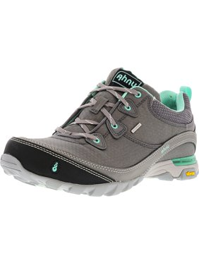 2e974c72f062 Product Image Ahnu Women s Sugarpine Waterproof Dark Grey Ankle-High Fabric  Hiking Shoe - 6M
