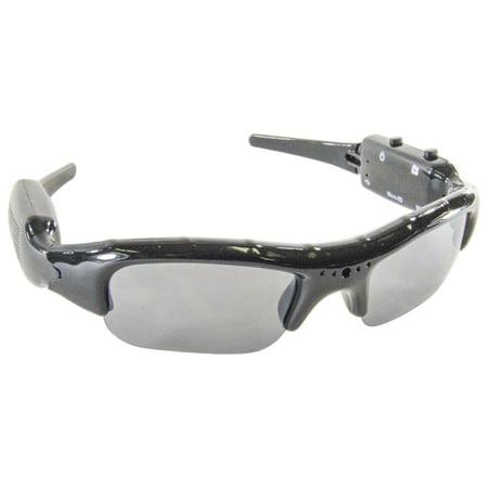 Video and Audio Recording Spy Sunglasses (REQUIRES MicroSD CARD 2GB OR (Pivothead Video Sunglasses)