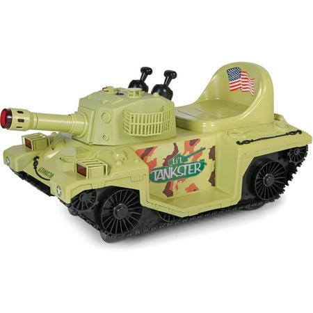 Lil Tankster Ride-On
