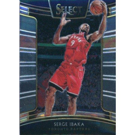 2018-19 Panini Select #22 Serge Ibaka Toronto Raptors Basketball Card](Serge Ibaka Halloween)