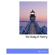 The Study of Poetry