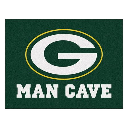 Green Bay Packers Floor Mat - NFL - Green Bay Packers Man Cave All-Star Mat 33.75