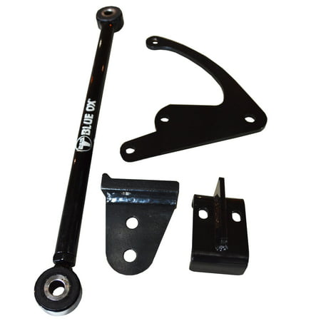 Blue Ox Rear Position RV Trac Bars for Ford E-450 (C Chassis) (No Airbags)