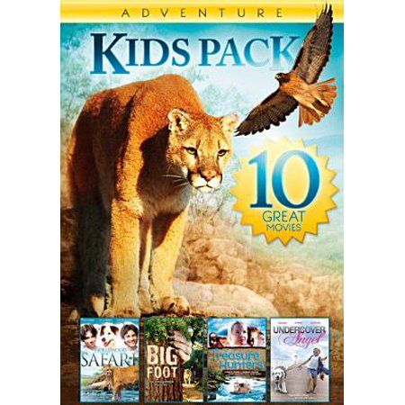 Kids 10 Film Pack (DVD)](Top Childrens Halloween Films)