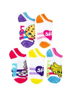 6dd1067a5f3 Product Image Shopkins No Show Socks