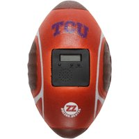 TCU Horned Frogs Buzzerbeater Football Alarm Clock