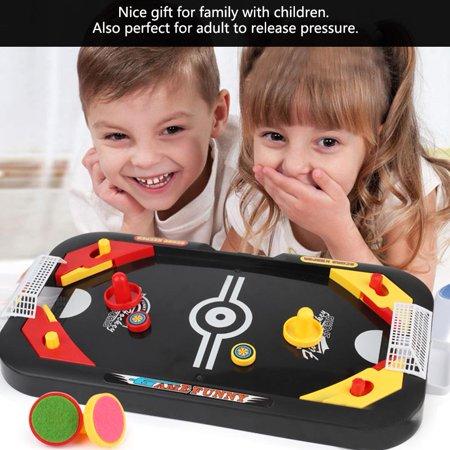 Sonew Kids Intelligence Ice Hockey Toy Tabletop Game Desktop Toys Set for Children , Desktop Toy, Tabletop Game Ice Hockey - image 3 of 7