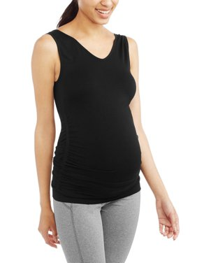 Maternity Labor of Love V-Neck Tank Top - Available in Plus Sizes