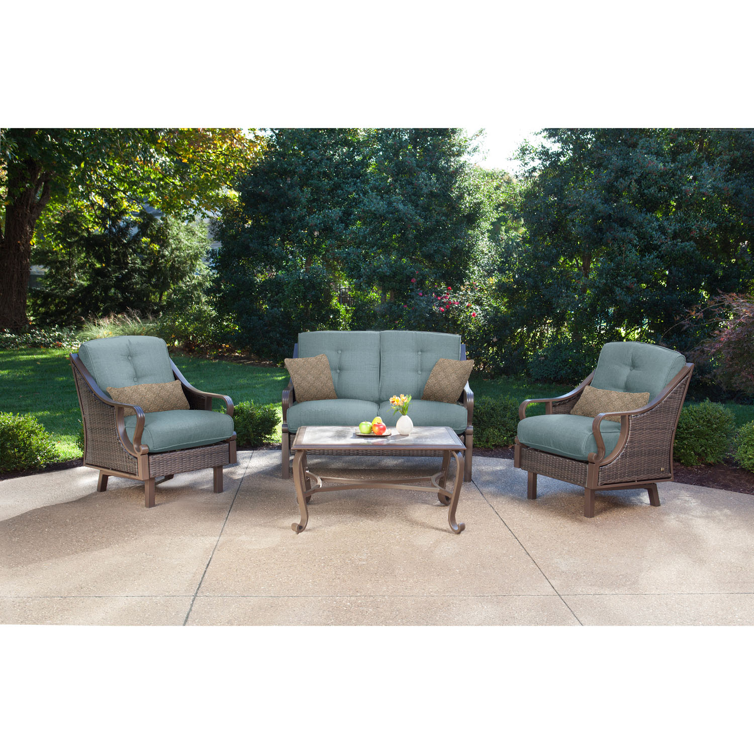 4-Piece Outdoor Patio Set