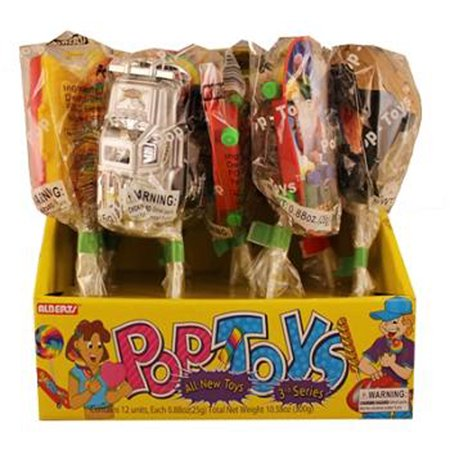 Pop Toys 12Ct Pop Toys
