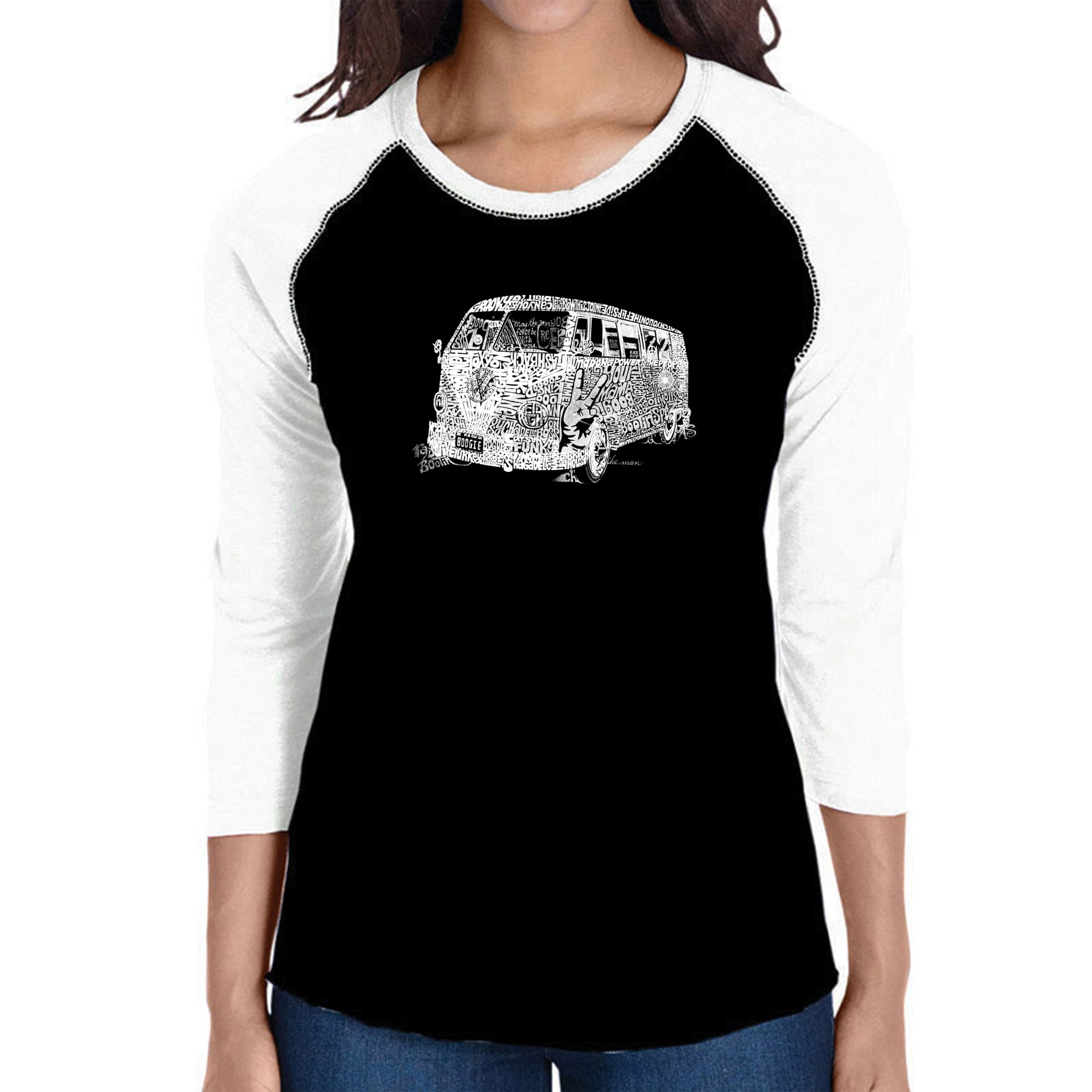 Made in The 70s Seventies Retro Raglan Baseball Tee Shirt