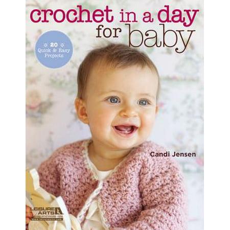 Crochet in a Day for Baby](Gorros A Crochet De Halloween)