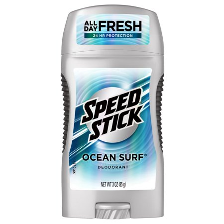 Speed Stick Mens Deodorant  Ocean Surf  3 Ounce