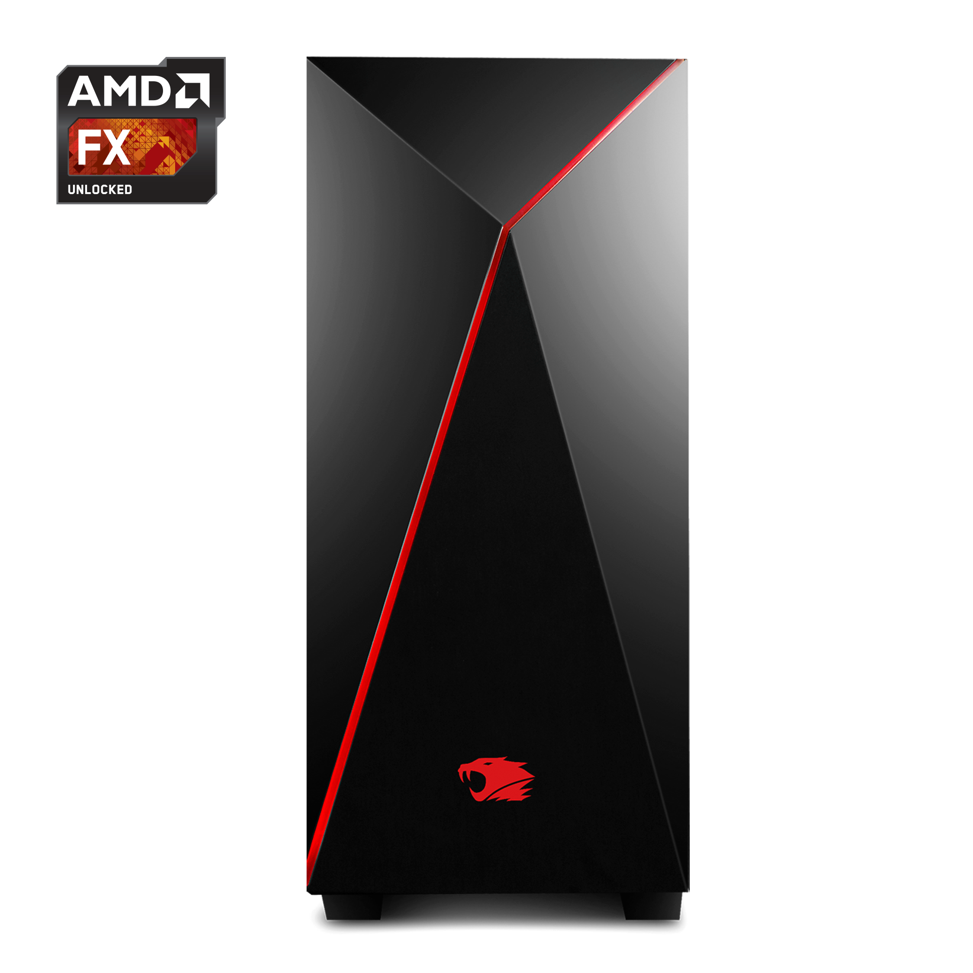 iBUYPOWER Gaming Desktop (Hex Core AMD FX-6300 / 8GB / 1TB)