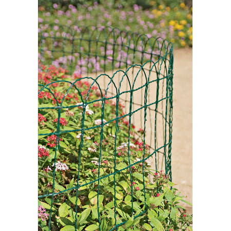 """Style Resin Fencing - 26"""" H Border Fencing"""