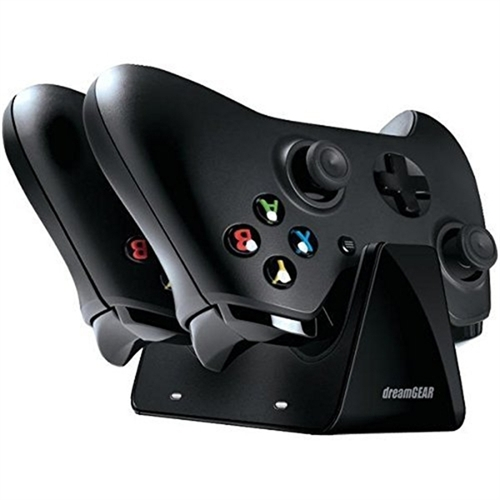 DREAMGEAR DGXB1-6611 Xbox One(TM) Dual Charge Station