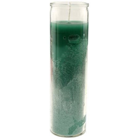 Star Candle 8-Inch Candle Green ()