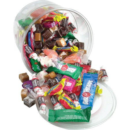Office Snax, Assorted Soft & Chewy Candy Mix, 2 Lb - Chewy Candy