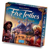 Deals on Asmodee Five Tribes 2120DOW