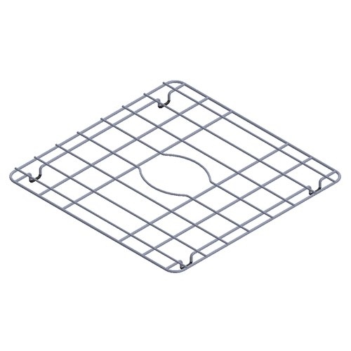 Just Manufacturing 15'' x 15'' Bottom Sink Grid