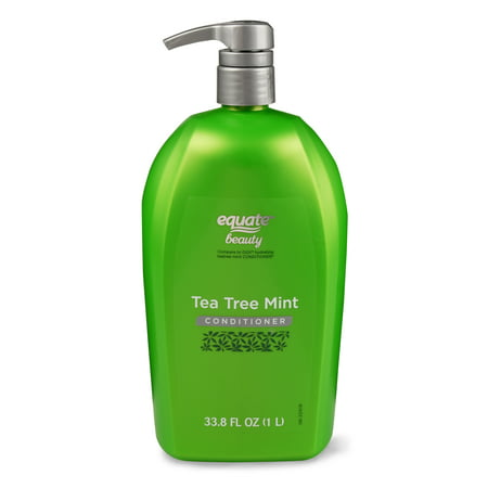 Natures Gate Tea Tree Conditioner - Equate Beauty Tea Tree Mint Conditioner, 33.8 fl oz