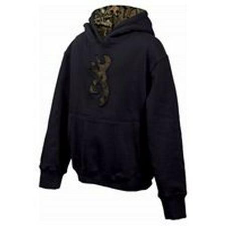 a84a63f1319 Browning Youth Buckmark Camo Sweatshirt (Small
