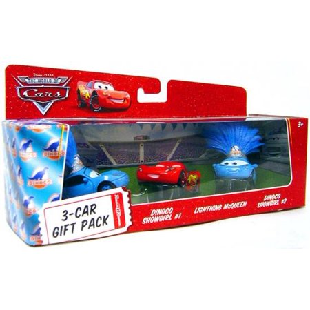 Disney Cars Multi Packs Dinoco  Car Gift Pack Diecast Car Set