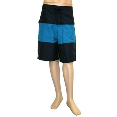 Lacoste Swim Trunks (Lacoste men's 'feline' swimming shorts)