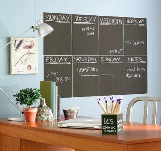 6ft Chalkboard  Whiteboards by