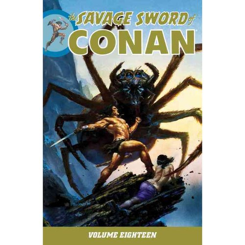 The Savage Sword of Conan 18