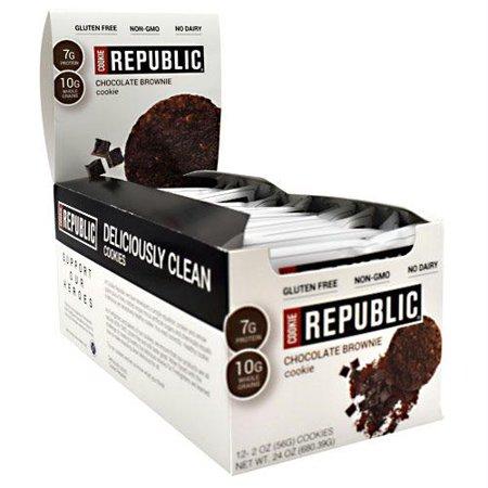 Cookie Republic Cookie Republic Chocolate Brownie - Gluten Free