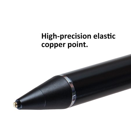 Tablet Pen Pencil New Stylus Capacity Touch Pencil Active Capacitive Ultra-fine High-precision Painting Pen Phone Tablet Android Universal Capacitor - image 1 de 7