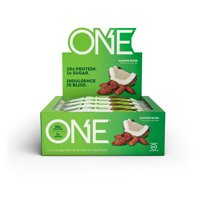 ONE Protein Bar, Almond Bliss, 20g Protein, 12 Ct