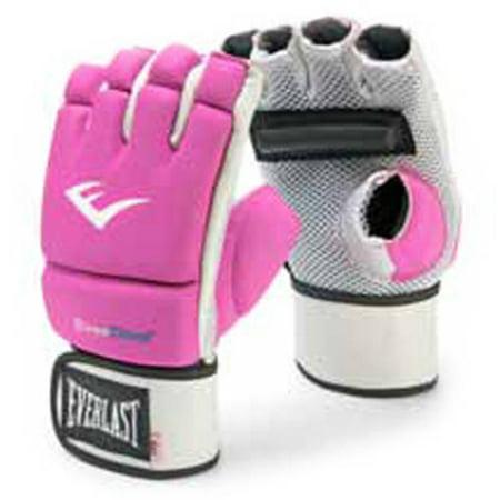 Everlast EverCool Kickboxing - Pink Boxing Gloves