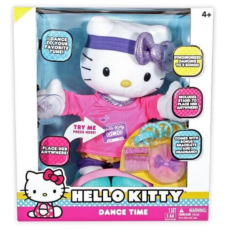 Hello Kitty Dance Time Dancing Plush Doll
