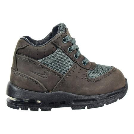 3e39f098e2d7 Nike Air Max Goadome (TD) Toddler's Shoes Dark Chocolate/Black 311569-225 -  Walmart.com