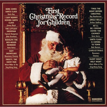 First Christmas Record For Children (CD) ()
