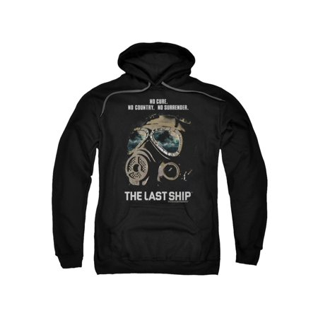 The Last Ship Drama TV Show No Cure No Country No Surrender Adult Hoodie - Show And Tell Halloween
