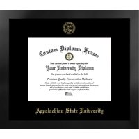 University of Central Florida 11w x 8.5h Silver Embossed Diploma Frame