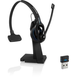 Sennheiser MB Pro1 UC ML Bluetooth Single-sided Headset with Dongle and Lync 506043