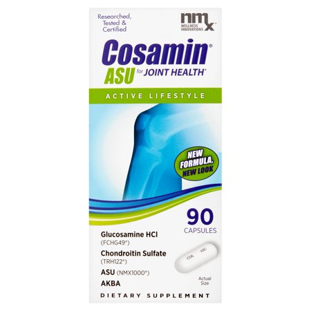Nmx Wellness Innovations Cosamin Asu For Joint Health Capsules  90 Count