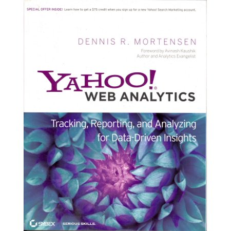 Yahoo  Web Analytics  Tracking  Reporting  And Analyzing For Data Driven Insights