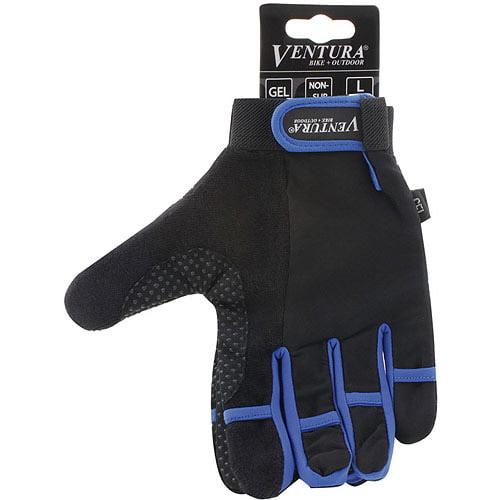 Ventura Full-Finger Gloves, Extra-Large