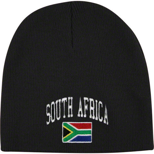 Team South Africa Knit Hat