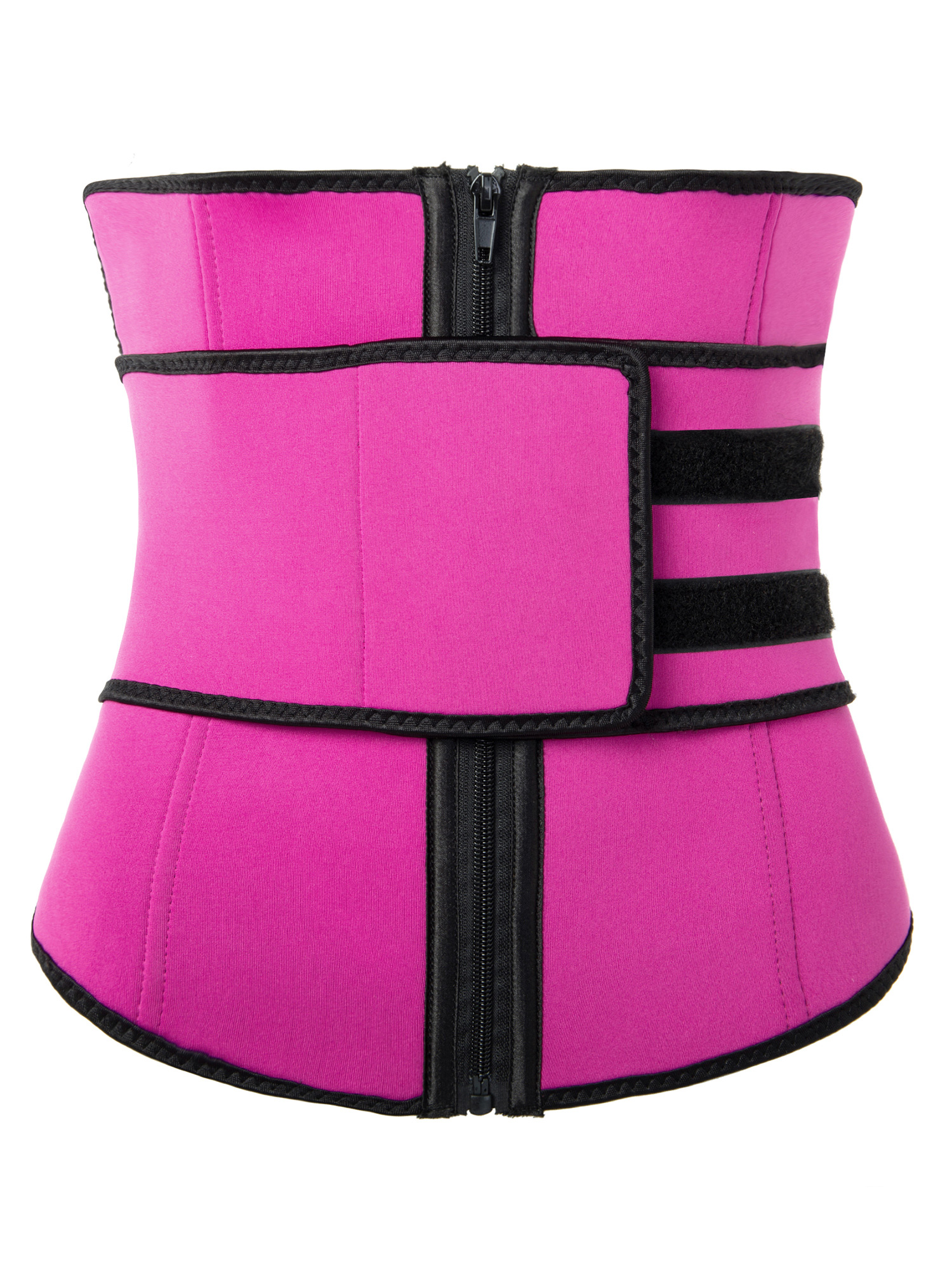Women Waist Trainer Corset For Weight Loss Neoprene Body Shaper Vest Sauna SUPE