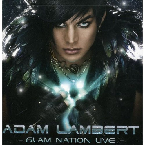 Glam Nation Live (Music DVD) (Includes CD)