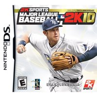MLB 2K10 - Nintendo DS