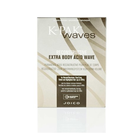 JOICO K-PAK WAVES/JOICO RECONSTRUCTIVE EXTRA BODY ACID WAVE FOR NORMAL (Difference Between Loose Wave And Body Wave)